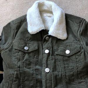 pacsun corridor jacket